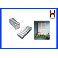 China Square NdFeB Permanent Magnet , Shutter / Curtains NdFeB Magnetic Cube on sale