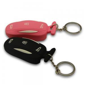 China Topfit Silicone for Tesla Car Fobpocket, Car Key Chain, Key Case, Key Cover for Tesla Model X wholesale