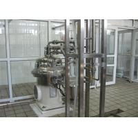 China Complete Sweetened Ice Cream Dairy Production Line SUS304 Dairy Plant Equipment wholesale