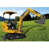 China Small Hydraulic Crawler Mini Wheel Excavator For Construction Industry wholesale