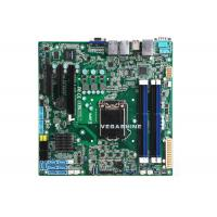 China Micro ATX 4 SATA2.0 , 8 SATA3.0 NVR Industrial mainboard For Video Surveillance Server wholesale
