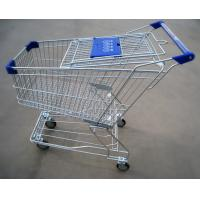 China Metal Supermarket Shopping Trolley wholesale