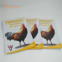 China Recyclable Plastic Pet Food Pouch Customized Thickness With Logo Printing wholesale