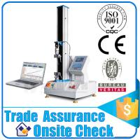 Quality Strength Furniture Testing Machines , Foam Tear Resistance Tensile Strength Testing Machine for sale