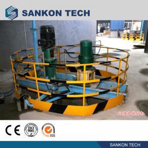China Pouring Mixer AAC Block Cutting Machine wholesale