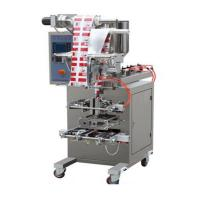 China 380V / 50Hz Automated Packaging Machine Stainless Steel 3 Or 4 Sides Seal wholesale