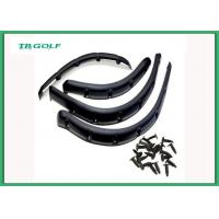 China 4.3lbs Durable Golf Cart Fender Flares Golf Buggy Accessories Long Lasting wholesale