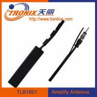 China black color car amplifier antenna/ hidden car am fm antenna/ electronic antenna TLB1801 wholesale