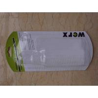 China Cleaning Kit Blister Pack Packaging Euro Hang Hole Logo Printed wholesale