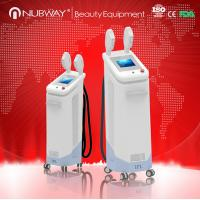 China shr 2800w professional 2 handpiece e-light lamp 1Mhz ipl shr machine with ice-light wholesale