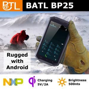 China Good quality BATL BP25 mtk6582 corning gorilla III tough hand phone wholesale