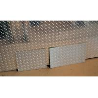 China thin aluminum diamond plate for building wholesale
