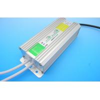 China 60w aluminum electrolytic capacitor IP68 waterproof power supply Constant Current LED Driver wholesale