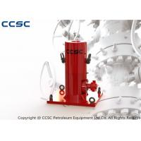 China CCSC Oil Drilling Christmas Tree Parts , Alloy Steel Model D Bop Test Mandrel on sale