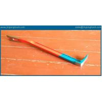 China Pry bar with claw wrecking bar crow bar on sale