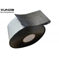 China Anti Corrosive Wrapping Self Adhesive Bitumen Tape Of Oil Gas Pipeline Cold Applied Underground Buried on sale