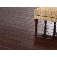 China Handscraped bamboo Flooring with Horizontal or Vertical Structure durability wholesale