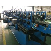 China Galvanized steel Solar Roll Forming Machine 415V 50HZ 3P Customized wholesale