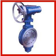 Quality High Pressure Ductile Iron Butterfly Valve , Pneumatic Butterfly Valve for sale