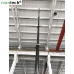 China 6m locking pneumatic telescopic mast 100kg payloads-mobile telecom mast tower-telescoping mast wholesale