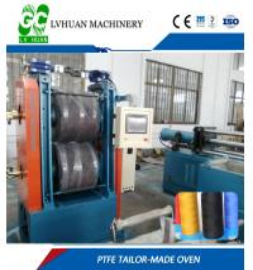China Powerful Gasket Cutting Machine , Rubber Gasket Cutting Machine High Temperature Sewing Thread on sale
