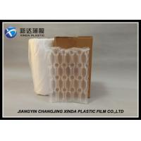 China Inflatable Air Bubble Sheet Plastic Air Bubble Packaging For Protecting Fruit wholesale