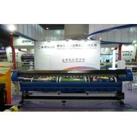 China 3.2M Large Format Epson Solvent Inkjet Printer With DX7 Print Head wholesale