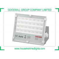 China SMD Slim Waterproof LED Flood Lights 30W Constant Current Power Drive wholesale