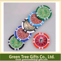 China High Quality Rectangular Poker Chip Poker Plaque Acrylic Poker Chips wholesale
