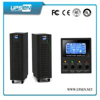 China Uninterrupted Power Supply Three Phase Online UPS 10-30kva With LCD Display wholesale
