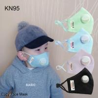 Buy cheap Children Surgical N95 Face Mask 8ply SMS Baby masks PM25 Nylon Cotton spunbond from wholesalers