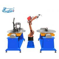China Industrial Tig Mig Welding Robot for Auto Parts wholesale