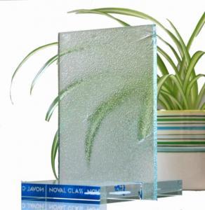 China Silver Star Pattern Glass wholesale