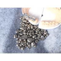 Buy cheap Anti Corrosion High Nickel Alloys , Base Metal Casting Alloys Shot Or Pellet Shape from wholesalers