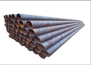 China API 5L X42 - X65 dn600  Large Diameter Spiral Welded Steel Pipe wholesale