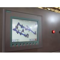 China High Automation Pita Production Line 15000 Pcs /Hr With Siemens PLC Touch Screen wholesale