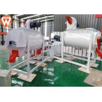 China Mini Chicken Feed Production Equipment , Poultry Feed Manufacturing Machine Wooden Packing wholesale