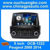 ouchuangbo autoradio dvd gps stereo peugeot 2008 2014. Black Bedroom Furniture Sets. Home Design Ideas