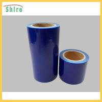 China Adhesion PE Protective Film Roll Adhesion PE Protection Tape Roll wholesale