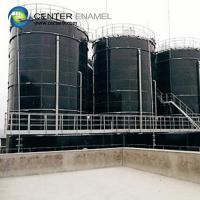 China Glass-Fused-to-Steel bolted biogas storage tank Withmore than 30YearsServiceLife wholesale