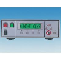 Buy cheap 0 - 9 Sensitivity Dielectric Voltage Withstand Test Equipment With 5 Groups Memory from wholesalers