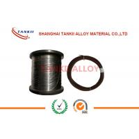 China K Thermocouple Bare Wire with J E T N 0.2mm to 10mm Diameter , High Temperature Thermocouple Wire wholesale