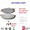 Quality Energy-Saving 24Watt Led Panel Light Round 120degree High Brightness for sale