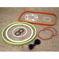 China Flat Heat Resistant Rubber Washers Gasket wholesale