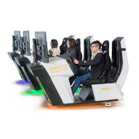 China High cost performance AR racing car driving arcade simulator game machine wholesale