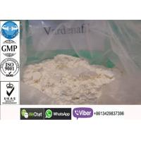 China CAS 224788-34-5 Vardenafil Hydrochloride , Healthy Male Performance Supplements wholesale