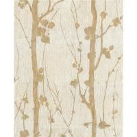 China Light Brown Decorative Wall Planks Double Wood Bamboo Fiber Interior Wall Boards wholesale