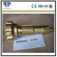 China Blast Hole Drilling Dth Tools , 191mm Dia Size 6 Inch Threaded Button Bits wholesale