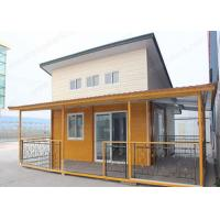 China Affordable Pre Built Modular House With 64m² ANT PH1732 wholesale
