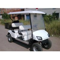 China golf cart with 4 person wholesale